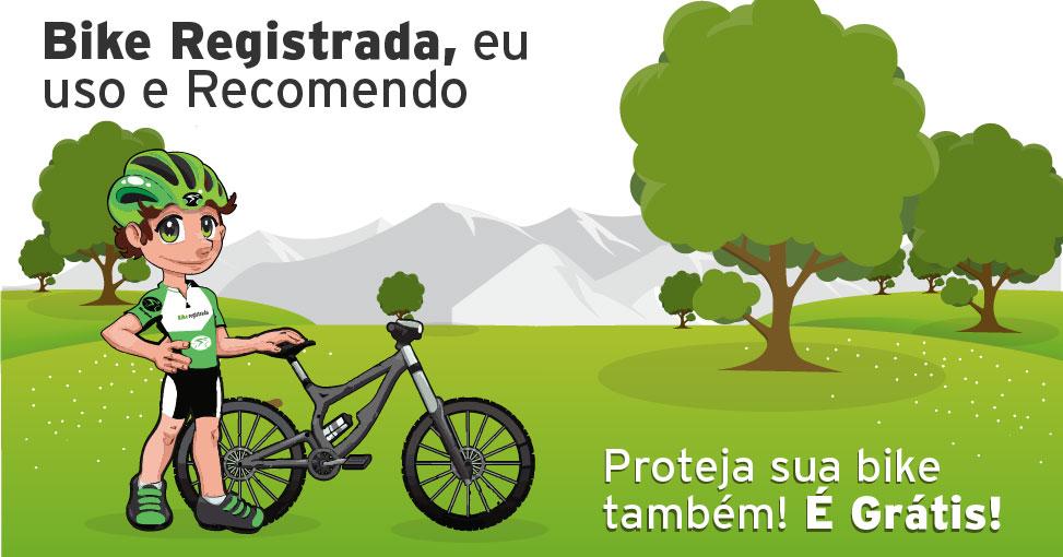Bike Registrada - Cadastro Nacional de Bicicletas Gratuito